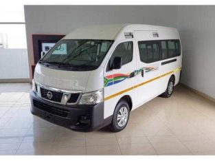 2016 Nissan impendulo  bus 15 seater