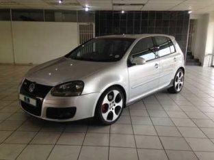 Vw Golf 5 GTI 2.0 engine sliver