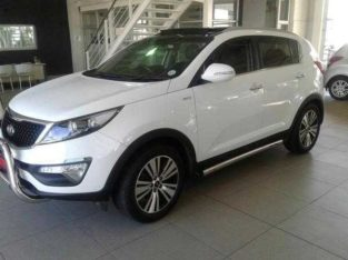 Kia sportage for sale automatic 2.0 engine