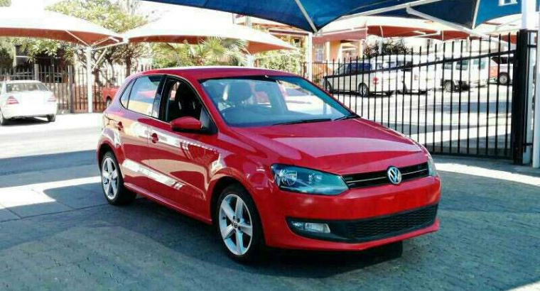 2012 POLO 1.2 TSI FOR SALE