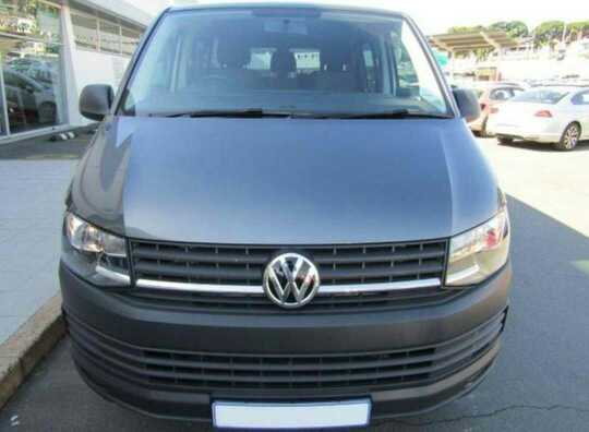 VW polo transporter