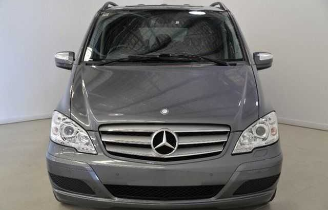2012 Mercedes-Benz Viano 639 MY12 BlueEFFICIENCY Grey 5 Speed Automatic Wagon