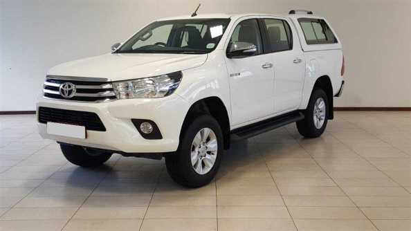 2016 Toyota – Hilux 2.8 GD-6 4×4 Raider Raised Body Double Cab Auto with 65899km