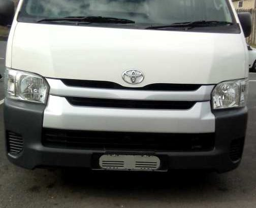we are selling Toyota quantum is very clean. contact dis No: 0639511897 for more information.