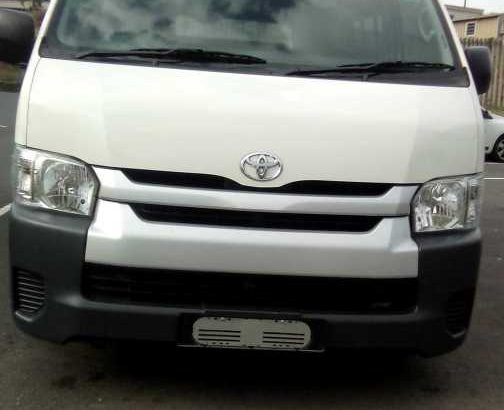 we are selling Toyota quantum is very good.