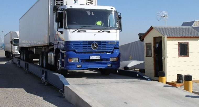 Weighbridges with guarantee reliable performance in kampala