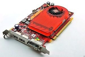 ATI Radeon HD 3650 – graphics card – Radeon HD 3650 – 512 MB Series