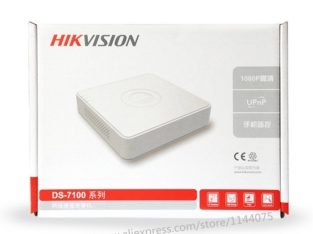 HikVision DS-7100 4 Channel DVR – HDMI , HD Input ,Mobile Surveillance