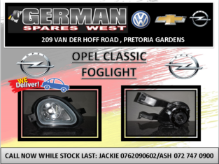 OPEL CLASSIC NEW FOGLIGHT FOR SALE
