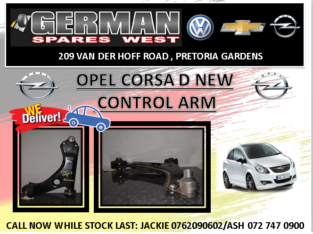 OPEL CORSA D NEW CONTROL ARM FOR SALE