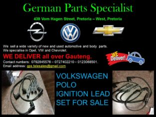VOLKSWAGEN POLO IGNITION LEAD SET FOR SALE