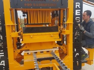 Block Machine For South Africa | High-Quality +905326382935