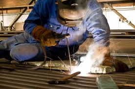 Stick / Arc Welding Training Course Contact 071 459 3752