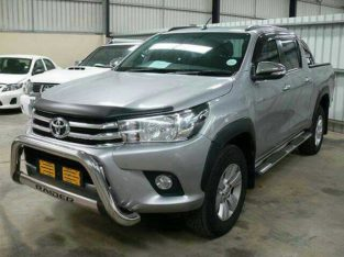 2016 Toyota Hilux 2.8 GD-6 DOUBLE CAB RIDER FOR SALE