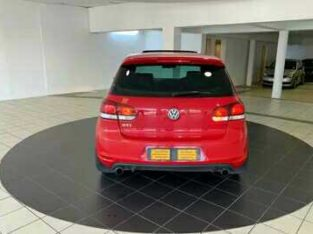 Volkswagen golf Gti 2.0t fsi manual