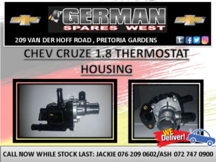 CHEV CRUZE 1.8 NEW THERMOSTAT HOUSING FOR SALE