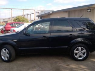 Ford Territory Body Parts