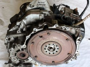 Volvo S30 Gearbox