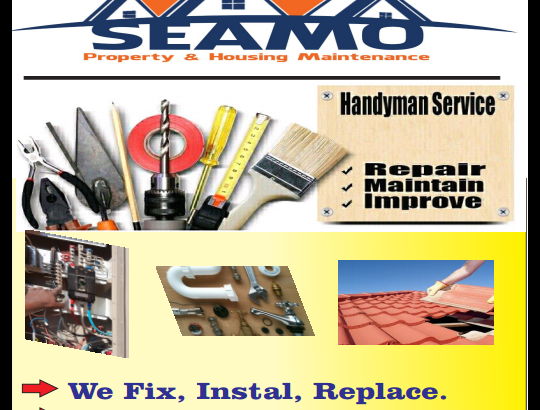 Seamo Housing and Property maintenance