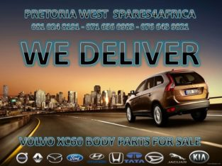VOLVO XC 60 BODY PARTS FOR SALE