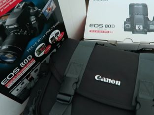 Splash Sales On Brand New Canon EOS 200D DSLR Camera