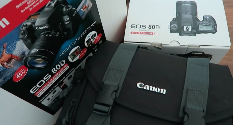 Splash Sales On Brand New Canon EOS 200D DSLR Camera And Lots More.