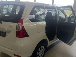 2016 Toyota Avanza 1.5 sx for sale