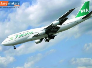 Buy Cheap PIA Flights Tickets With Discounted Rates