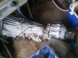 Ford Territory Gearbox Part