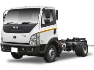 Tata Ultra 814 4,5 Ton Chassis Cab Truck