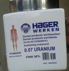 THE ONLY AUTHORISED DEALER OF HAGER WERKEN POWDER +27670594531