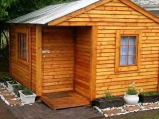 Log cabins Wendy