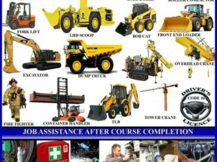Boiler maker course 777 dump truck drill rig LHD scoop operator training +27733146833