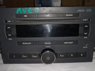 CHEV AVEO USED RADIO FOR SALE