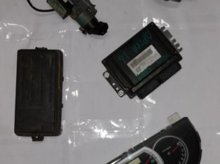 CHEV OPTRA 1.6 LOCKSET WITH KEY FOR SALE