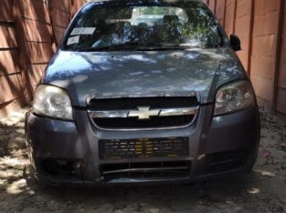 CHEV AVEO 1.6L 2012 GREY STRIPPING FOR SPARES