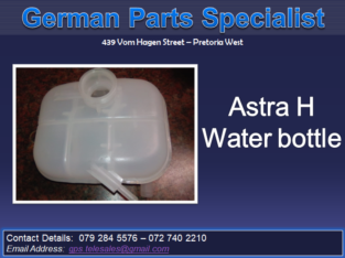 Astra H Water Bottle