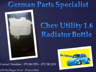 Chevrolet Utility Radiator Bottle