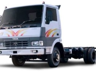 2019 Tata ,Lpt 813 , 4 Ton , New Chassis Cab Truck