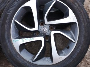 OPEL ADAM 1.0T JAM 3DR USED 4 X WHEELS FOR SALE