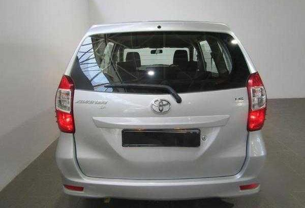 Toyota avanza 2017 model for sale