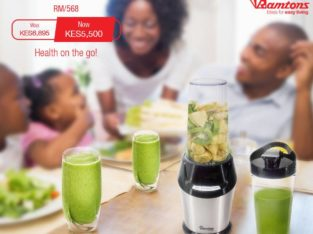 Electronic High Speed Kitchen Blender