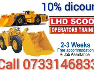 outapi Mining school 777 dump truck excavator front end loader training Trade test call 0733146833