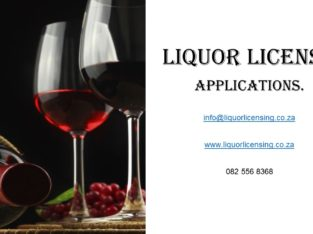 LIQUOR LICENSE APPLICATIONS