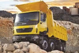 2019 Tata Prima 3338K 8×4 Tipper