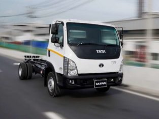 2019 Tata Ultra 1014 6 Ton Chassis Cab Truck