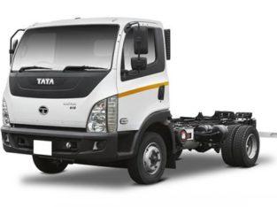 2019 Tata Ultra 814 4,5 Ton Chassis Cab Truck