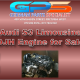Audi S3 Limousine DJH Engine for Sale
