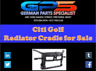 VW Citi Golf Radiator Cradle for Sale