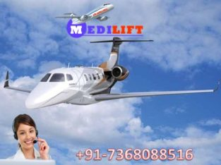 Hire Prominent Air Ambulance Service in Ranchi